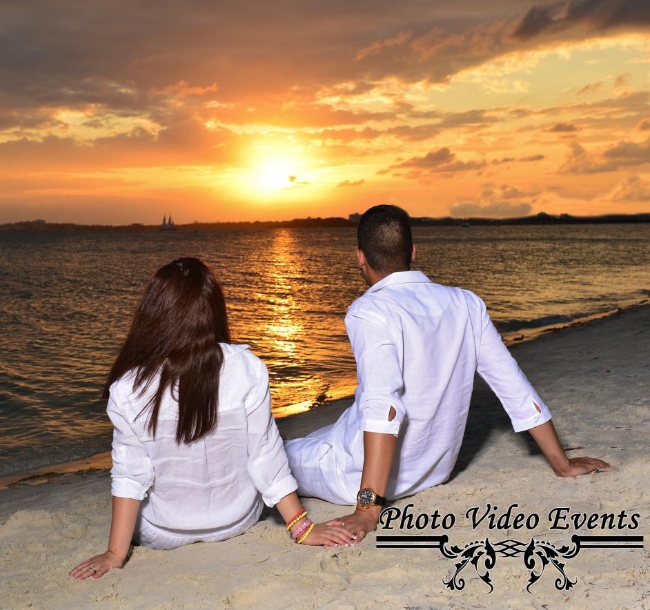 Sarasota Beach Sunset Photography Wedding Photography