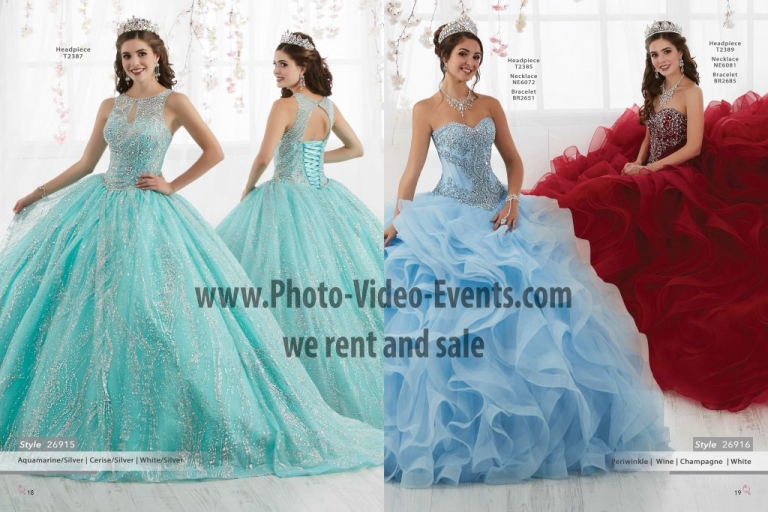 2560a0c65e1 ... House of Wu Quinceanera Dress ...