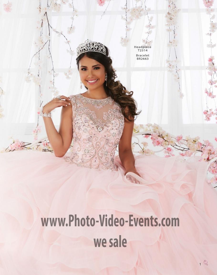 97a47ff643c Vestidos y Accesorios para Quinceañeras